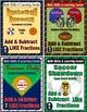 "Sports Bundle (Add & Subtract ""Like"" Fractions)"