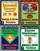 Sports Bundle Math Skills & Learning Center (Multiply & Di