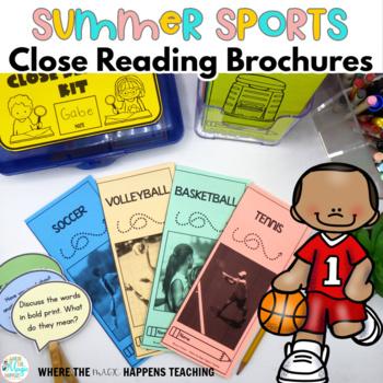 Sports Close Reading