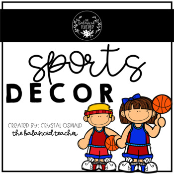 Sports Decor