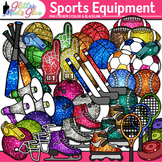 Sport Equipment Clip Art - Sports Equipment Clip Art - Phy