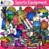 Sport Equipment Clip Art - Sports Equipment Clip Art - Phy