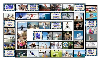 Sports & Exercise Board Game