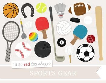 Sports Gear Clipart
