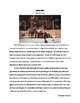 Sports History Research Project (Modern World History Alte