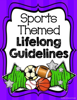 Sports Lifelong Guidelines P/G {Other colors available by