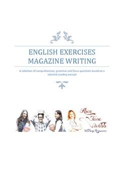 Grade 7/8 English - Sports Report Lesson Plan
