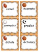 Sports Slam: Word Family Matching Game