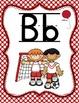 Sports Theme Alphabet Posters