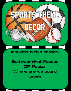 Sports Theme Collection
