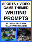 Sports & Video Game-Themed Writing Prompts: Engage Relucta