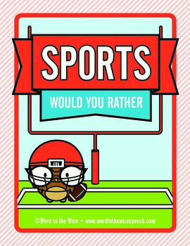 Sports Would You Rather