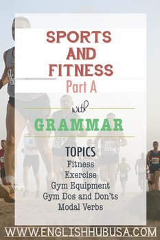 Sports and Fitness (Unit A Packet): Personal Fitness