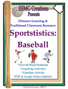 Sportstistics: Baseball-Level II--Engaging Math Through Ba