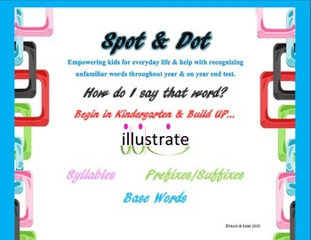 Spot & Dot - How Can I Figure Out This Word?
