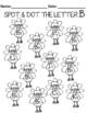 Spot & Dot The Letter (November)