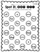 Spot It, Dot It • Sight Words +Editable!