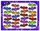 Spot Me CVC Words ~ Bat Playdough Mats