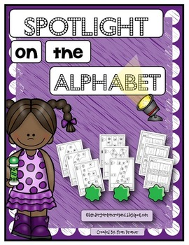 Spotlight On The Alphabet