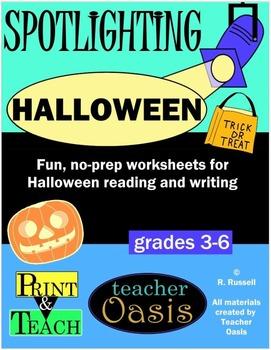 Spotlighting Halloween