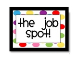 Spotting Classroom Jobs!