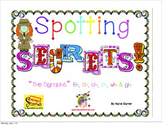 """Spotting """"Secrets!"""" The SECRET STORIES Digraphs: th, sh, c"""