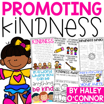 Kindness Activities and Printables {Random Acts of Kindness}