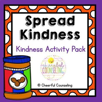 Spread Kindness: Kindness Activity Pack