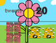 Spring 11-20 Numbers Match Puzzles Game