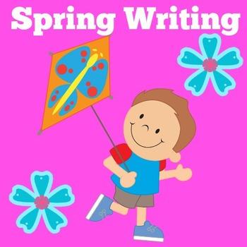 Spring Writing | Spring Writing Activities | Spring Writin