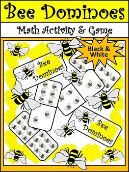 Summer Math: Bee Dominoes