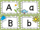 Spring Alphabet Cards and Poem for Letter and Sound Identi