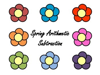 Spring Arithmetic Subtraction