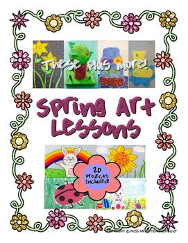 Spring Art Lessons