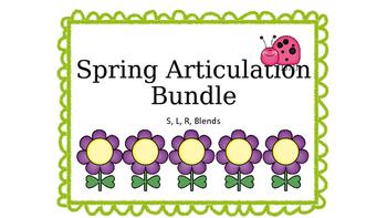 Spring Articulation Bundle (S, L, R, and Blends)