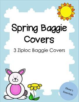 Spring Baggie Cover