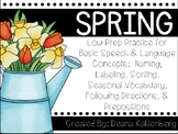Spring {Basic Concepts}