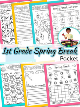 Spring Break Homework Packet-April