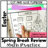 Spring Break Math Review Booklet