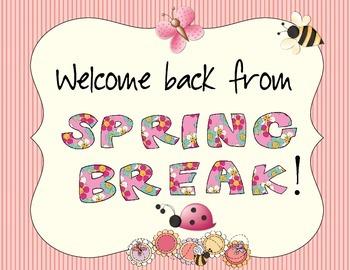 Spring Break Pack