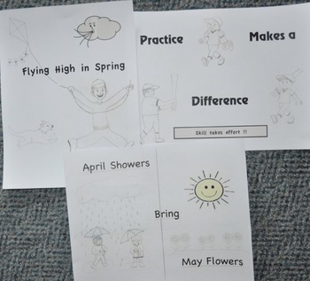 Spring BulletinBoard Ideas with Patterns