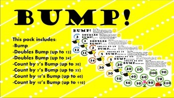 Spring Bump - Pack of 7