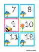 Spring Calendar Cards {ABCC Pattern}