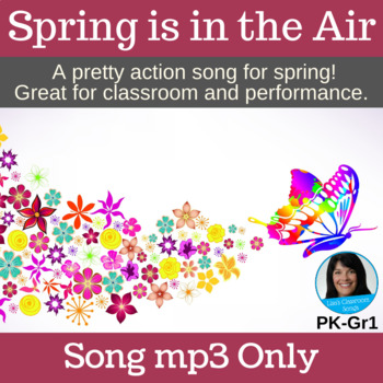 """""""Spring is in the Air"""" mp3 by Lisa Gillam"""