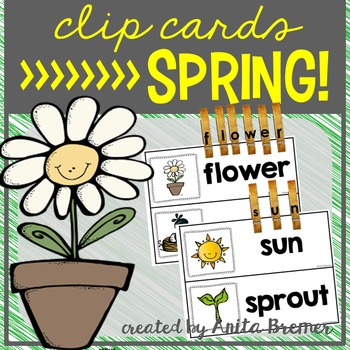 Spring Clip Cards