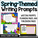 Spring Common Core Writing {Opinion, Informative, and Narr