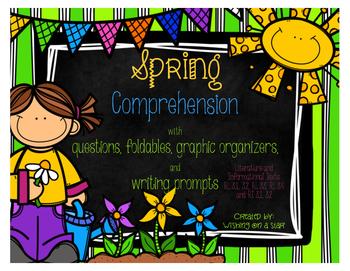 Spring Comprehension Passages Common Core