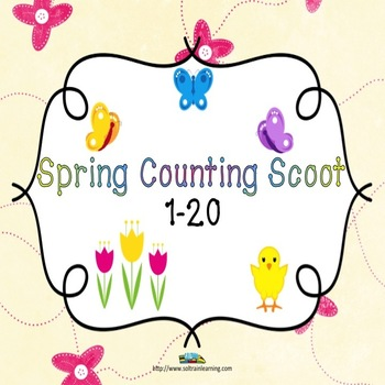 Spring- Count Scoot