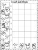 Spring Count and Graph It:  Activities for Kindergarten