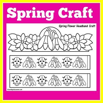 Spring Craft | Spring Activity | Season Activity | Kinderg